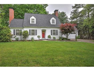 Kingsport Single Family Home For Sale: 1553 Crescent