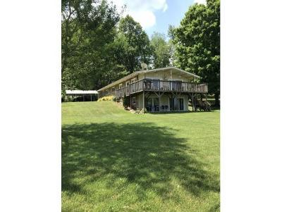 Gray Single Family Home For Sale: 107 Geraldine