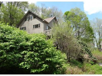 Single Family Home For Sale: 140 Log Cabin Ln