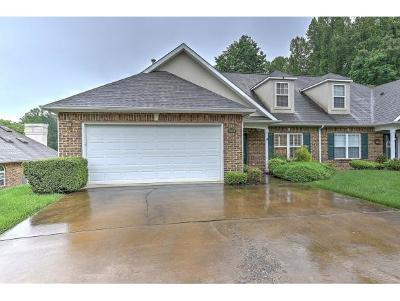 Greeneville Condo/Townhouse For Sale: 1834 Cottage Drive