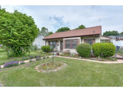 Bristol Single Family Home For Sale: 103 Queen