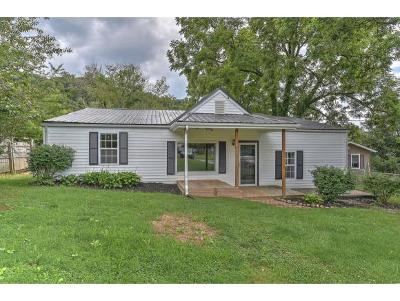 Bristol Single Family Home For Sale: 108 Reed Rd.