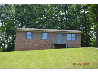Church Hill Single Family Home For Sale: 260 Catawba Street