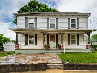 Kingsport TN Single Family Home For Sale: $119,950