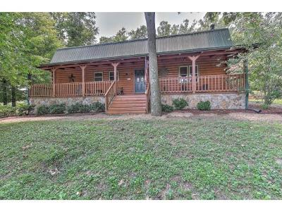Church Hill Single Family Home For Sale: 534 River Rd.