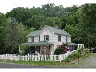 Abingdon Single Family Home For Sale: 22292 Green Springs Church Rd