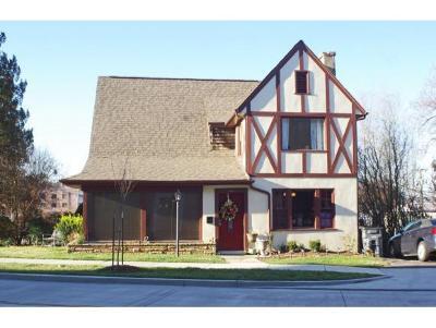 Kingsport Single Family Home For Sale: 201 West Sullivan St