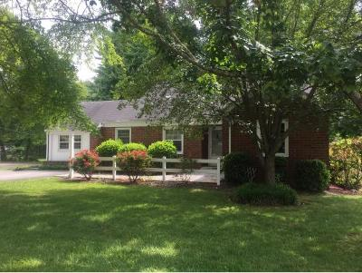 Kingsport Single Family Home For Sale: 2120 Cypress Street