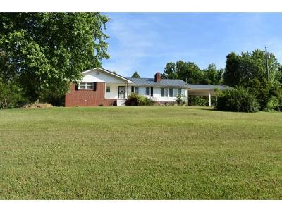 Rogersville Single Family Home For Sale: 836 Old Stage Road