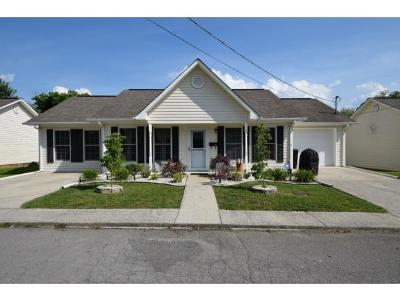 Rogersville TN Single Family Home For Sale: $119,900