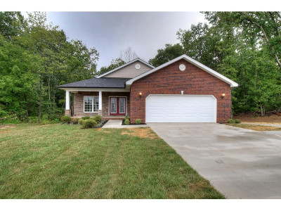 Kingsport TN Single Family Home For Sale: $344,500