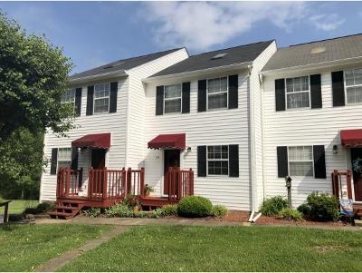 Bristol TN Condo/Townhouse For Sale: $91,900