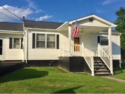 Bristol TN Single Family Home For Sale: $96,000