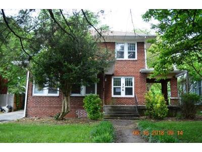 Johnson City Single Family Home For Sale: 306 W Unaka