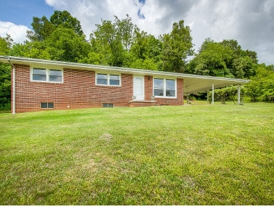 Jonesborough Single Family Home For Sale: 693 Mayberry Road