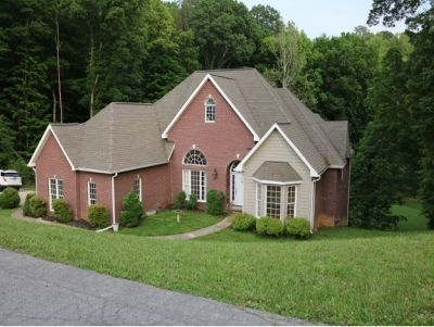 Unicoi Single Family Home For Sale: 119 Fairway Pt.