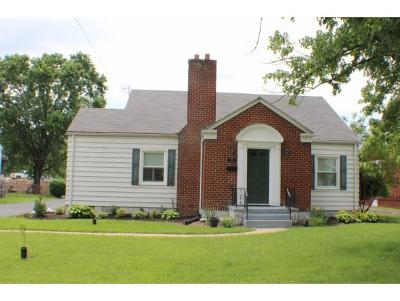 Kingsport TN Single Family Home For Sale: $154,500