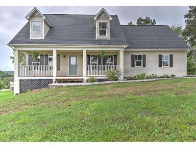 Gray Single Family Home For Sale: 105 Hawk Ln