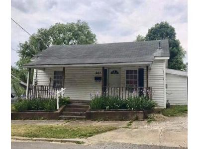 Johnson City Single Family Home For Sale: 305 E Chestnut St