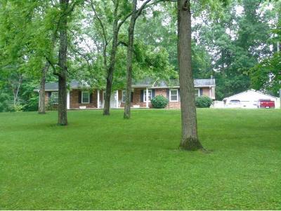 Johnson City Multi Family Home For Sale: 2526 Watauga Road
