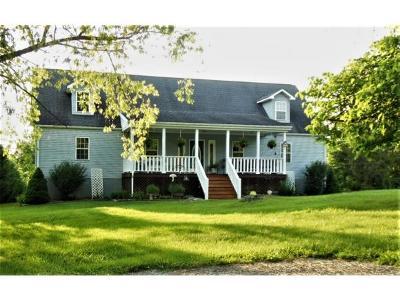 Gray Single Family Home For Sale: 206 Cedar Creek Road