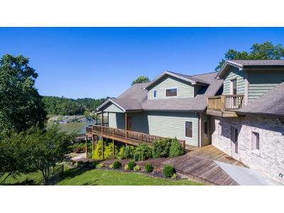 Piney Flats Single Family Home For Sale: 368 Crussell Road
