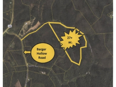 Residential Lots & Land For Sale: Barger Hollow