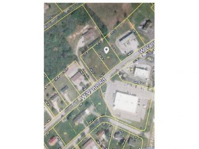 Residential Lots & Land For Sale: Vann West Road