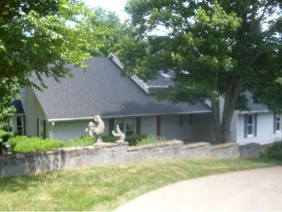 Johnson City Single Family Home For Sale: 318 Crouch Road
