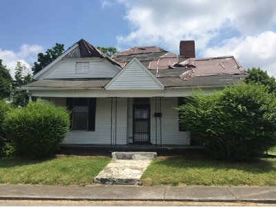 Bristol VA Single Family Home For Sale: $12,500