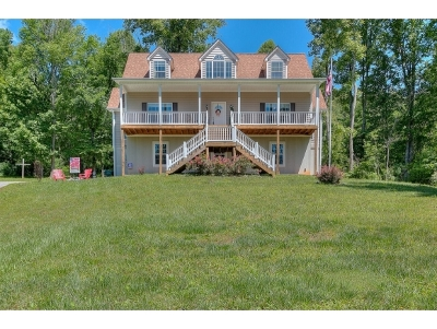 Jonesborough Single Family Home For Sale: 173 Oliver Edwards Rd