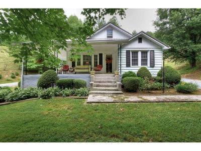 Hampton Single Family Home For Sale: 870 Simerly Creek