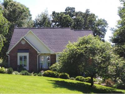 Bristol Single Family Home For Sale: 309 Camelot Drive