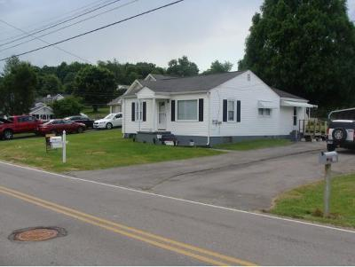 Bristol VA Single Family Home For Sale: $84,900