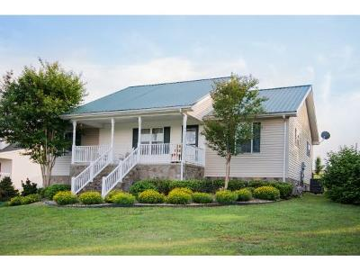 Greeneville Single Family Home For Sale: 6070 Jones Bridge Rd.