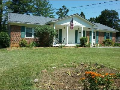 Kingsport TN Single Family Home For Sale: $185,000