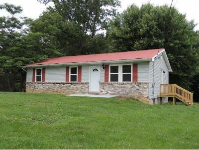 Rogersville Single Family Home For Sale: 114 Poplar Drive