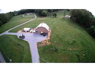 Greeneville Single Family Home For Sale: 702 Glenwood Drive
