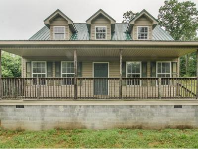 Johnson City Single Family Home For Sale: TBD Chock Creek Road