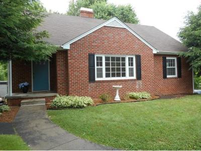 Bristol TN Single Family Home For Sale: $164,900