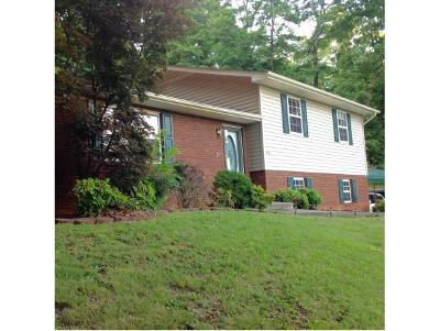 Kingsport TN Single Family Home For Sale: $139,900