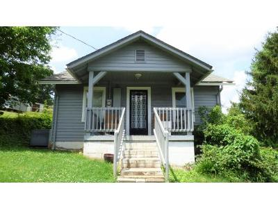 Kingsport TN Single Family Home For Sale: $35,000