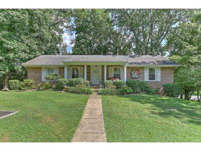 Greeneville TN Single Family Home For Sale: $179,900