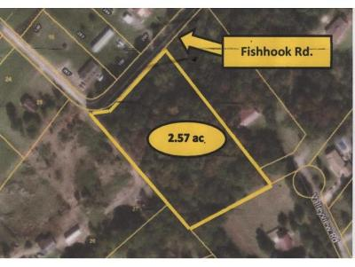 Residential Lots & Land For Sale: Fishhook Rd.