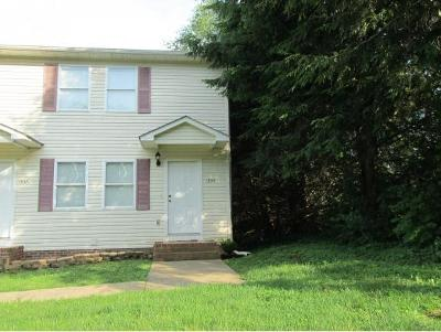 Bristol TN Condo/Townhouse For Sale: $69,900