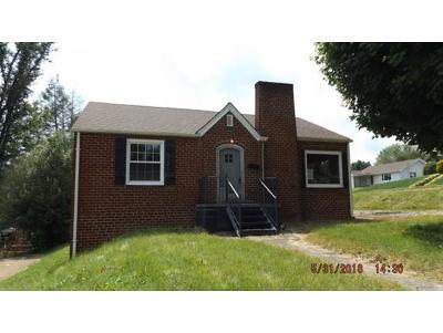 Kingsport TN Single Family Home For Sale: $54,900