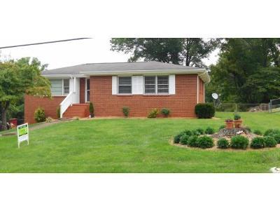 Single Family Home For Sale: 1210 Weaver Avenue