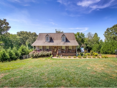Church Hill Single Family Home For Sale: 114 Sturbridge Lane