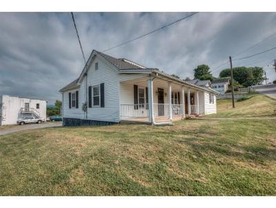 Bristol TN Single Family Home For Sale: $89,995
