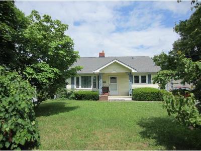 Bristol VA Single Family Home For Sale: $65,000